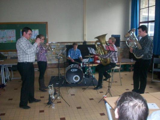 l'orchestre d'Arguedennes